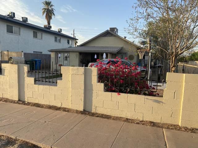 1106 E Pierce Street, Phoenix, AZ 85006 (#6163404) :: Long Realty Company