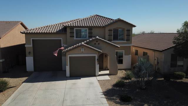 25807 N 131ST Drive, Peoria, AZ 85383 (MLS #6163411) :: Midland Real Estate Alliance