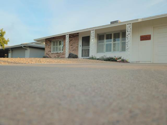 12323 W Cougar Drive, Sun City West, AZ 85375 (MLS #6163413) :: Brett Tanner Home Selling Team