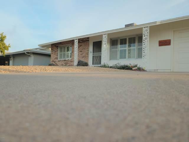 12323 W Cougar Drive, Sun City West, AZ 85375 (MLS #6163413) :: Power Realty Group Model Home Center