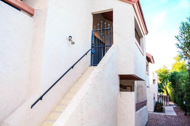 2959 N 68TH Place #206, Scottsdale, AZ 85251 (MLS #6163450) :: Brett Tanner Home Selling Team