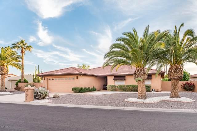 10437 E Twilight Drive, Sun Lakes, AZ 85248 (MLS #6163451) :: Midland Real Estate Alliance