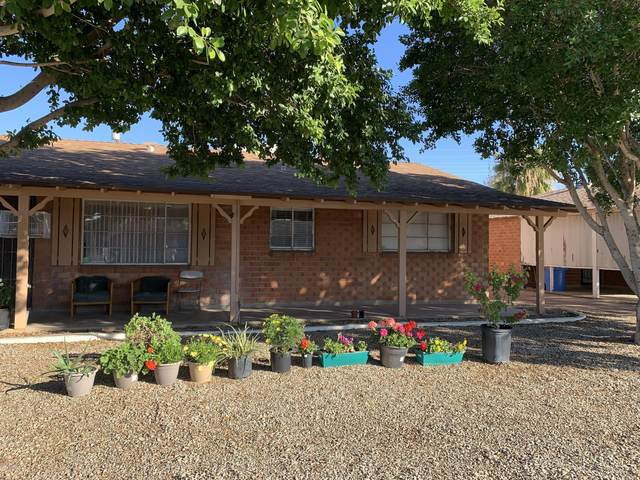 4256 W Keim Drive, Phoenix, AZ 85019 (MLS #6163456) :: The Laughton Team