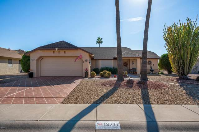 13717 W White Wood Drive, Sun City West, AZ 85375 (MLS #6163470) :: Long Realty West Valley