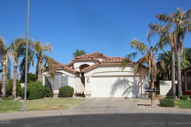 17943 N Woodrose Avenue, Surprise, AZ 85374 (MLS #6163474) :: The Riddle Group