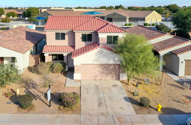 18123 N Madison Road, Maricopa, AZ 85139 (MLS #6163478) :: The Riddle Group