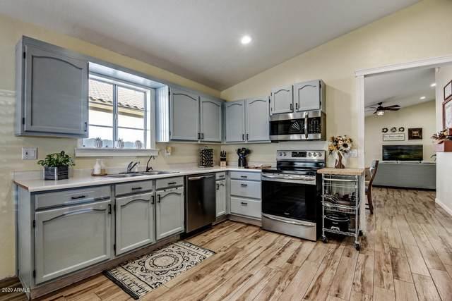 4033 E Desert Marigold Drive, Cave Creek, AZ 85331 (MLS #6163480) :: Selling AZ Homes Team