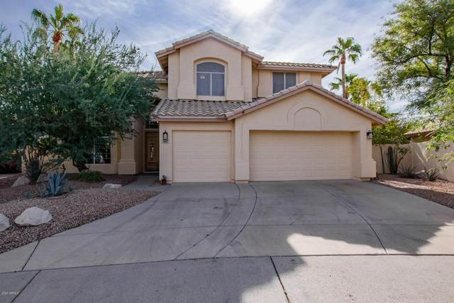 5917 W Louise Drive, Glendale, AZ 85310 (MLS #6163483) :: The Riddle Group