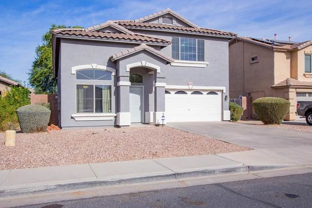 15444 W Mescal Street, Surprise, AZ 85379 (#6163491) :: Long Realty Company