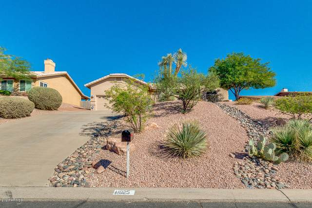 11025 N Buffalo Drive, Fountain Hills, AZ 85268 (MLS #6163495) :: Arizona Home Group