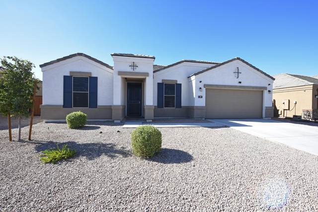 597 W Welsh Black Trail, San Tan Valley, AZ 85143 (MLS #6163518) :: Long Realty West Valley