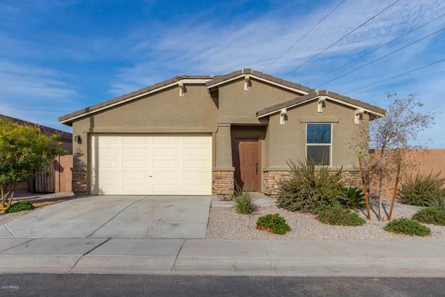 2104 S 238TH Avenue, Buckeye, AZ 85326 (#6163535) :: Long Realty Company