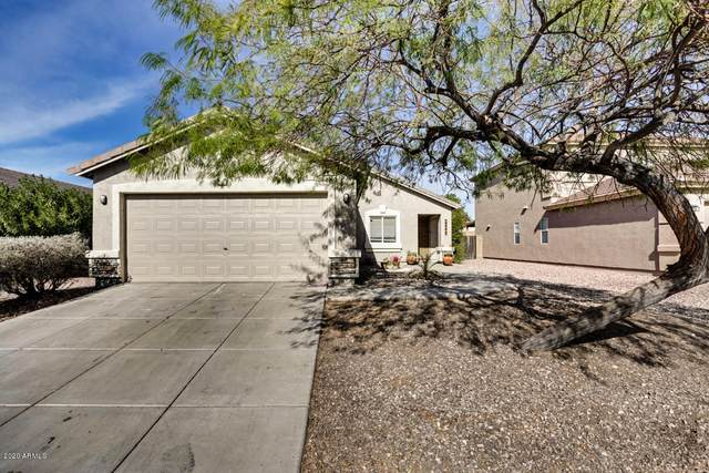 22774 W Papago Street, Buckeye, AZ 85326 (MLS #6163551) :: The Daniel Montez Real Estate Group