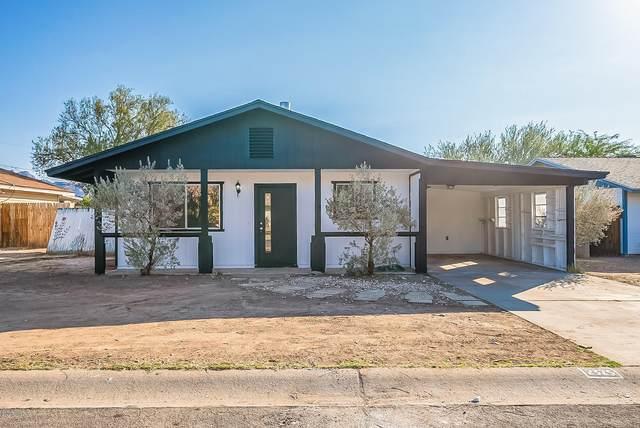 2325 S Belaire Road, Apache Junction, AZ 85119 (MLS #6163552) :: Brett Tanner Home Selling Team