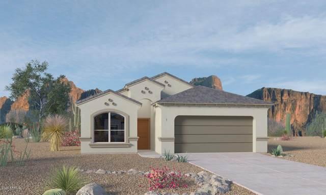 2414 S 48TH Street, Coolidge, AZ 85128 (MLS #6163558) :: Brett Tanner Home Selling Team