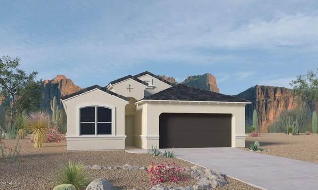2426 S 48TH Street, Coolidge, AZ 85128 (MLS #6163563) :: Brett Tanner Home Selling Team