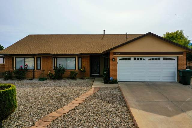 3524 Greenwood Drive, Sierra Vista, AZ 85635 (#6163568) :: Long Realty Company