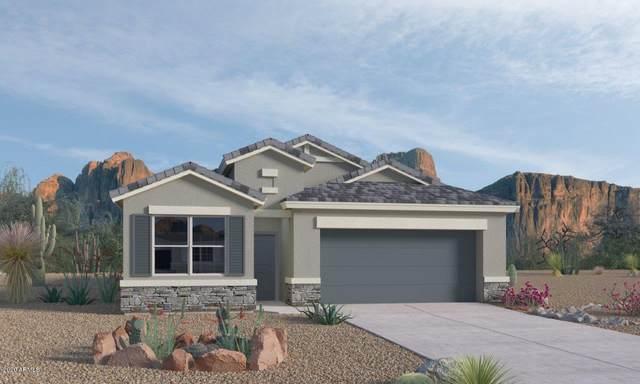 4738 W Nutmeg Avenue, Coolidge, AZ 85128 (MLS #6163569) :: Brett Tanner Home Selling Team