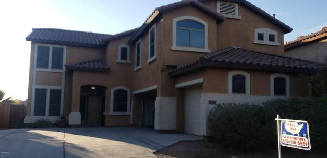 28144 N Pasture Canyon Drive, San Tan Valley, AZ 85143 (MLS #6163573) :: Homehelper Consultants