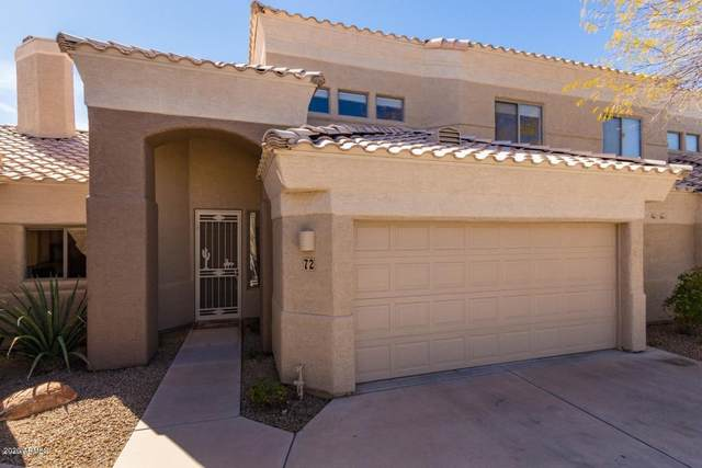 16450 E Ave Of The Fountains #72, Fountain Hills, AZ 85268 (MLS #6163574) :: The Laughton Team