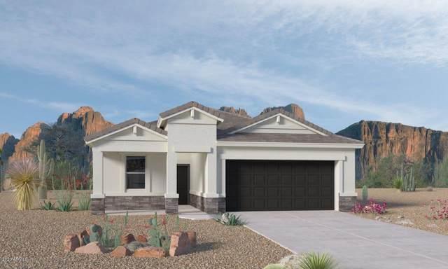 4720 W Dill Avenue, Coolidge, AZ 85128 (#6163578) :: Long Realty Company