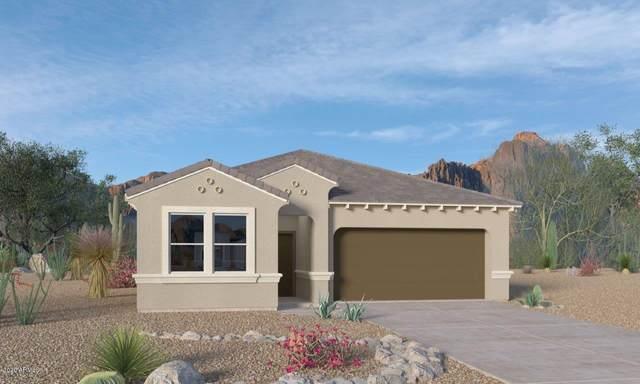 4656 W Cinnamon Avenue, Coolidge, AZ 85128 (#6163587) :: Long Realty Company