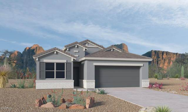 2213 S 46TH Street, Coolidge, AZ 85128 (#6163592) :: Long Realty Company