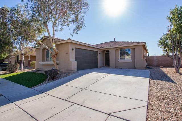 17373 W Pinnacle Vista Drive, Surprise, AZ 85387 (MLS #6163595) :: The Everest Team at eXp Realty