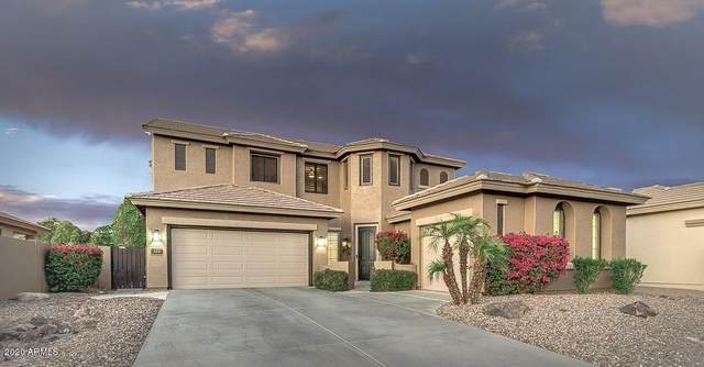 122 W Raven Drive, Chandler, AZ 85286 (MLS #6163611) :: The Laughton Team