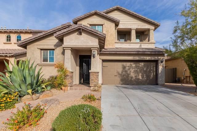 3634 E Cat Balue Drive, Phoenix, AZ 85050 (#6163623) :: Long Realty Company