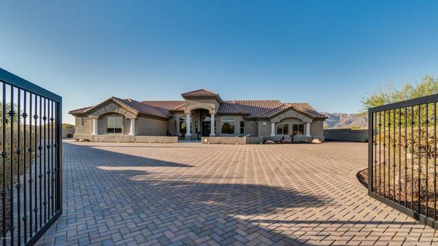 10412 E Hummingbird Lane, Gold Canyon, AZ 85118 (MLS #6163627) :: Brett Tanner Home Selling Team