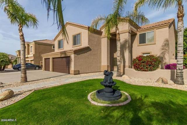 5420 W Muriel Drive, Glendale, AZ 85308 (MLS #6163628) :: Midland Real Estate Alliance