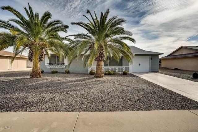 17415 N Lime Rock Drive, Sun City, AZ 85373 (#6163632) :: Long Realty Company
