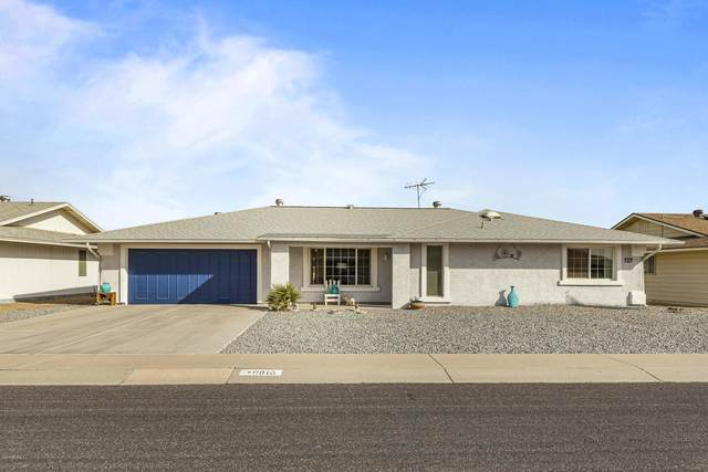 9818 W Cedar Drive, Sun City, AZ 85351 (MLS #6163642) :: The Garcia Group