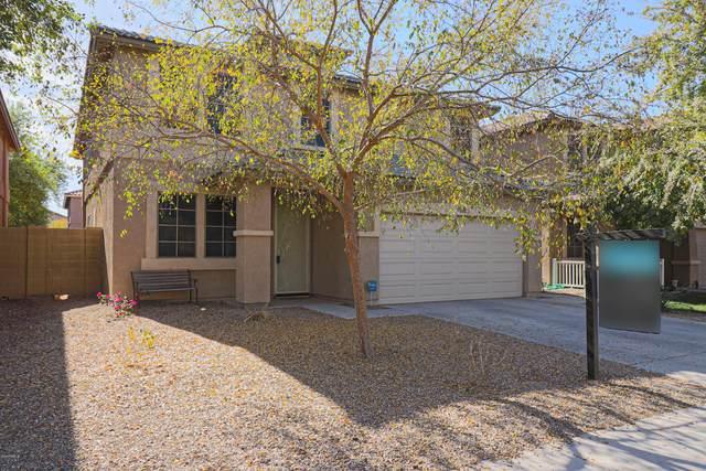 45721 W Guilder Avenue, Maricopa, AZ 85139 (#6163646) :: Long Realty Company