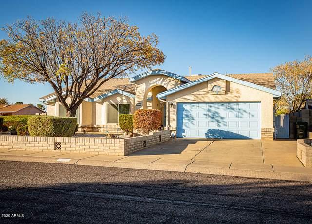 3225 Thunderbird Drive, Sierra Vista, AZ 85650 (#6163649) :: Long Realty Company
