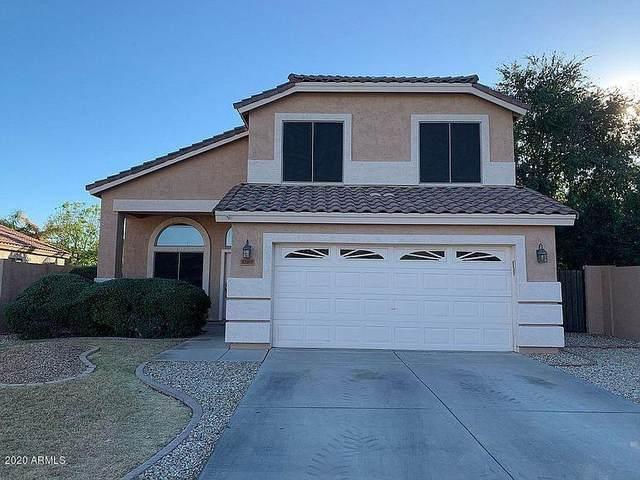 3289 E San Angelo Avenue, Gilbert, AZ 85234 (MLS #6163653) :: The Laughton Team