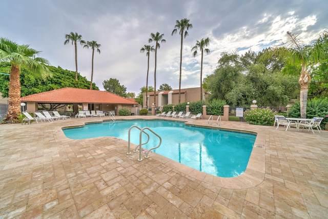 2146 W Isabella Avenue #121, Mesa, AZ 85202 (MLS #6163656) :: Walters Realty Group