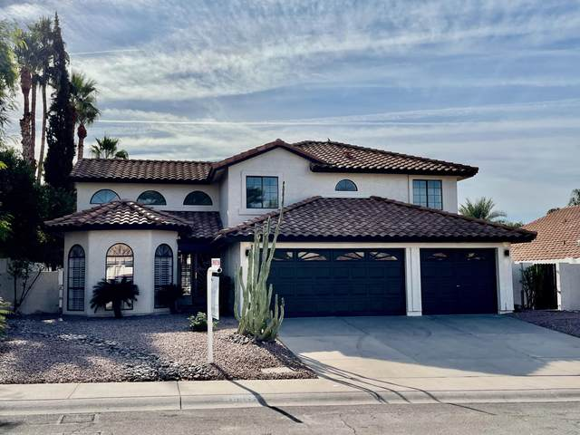 10377 E Wood Drive, Scottsdale, AZ 85260 (MLS #6163665) :: My Home Group