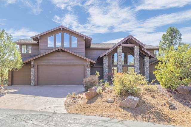 1201 N Indian Paintbrush Circle, Payson, AZ 85541 (MLS #6163670) :: Lucido Agency