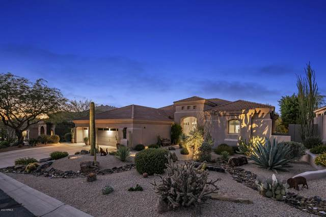 11946 E Sand Hills Road, Scottsdale, AZ 85255 (MLS #6163675) :: CANAM Realty Group