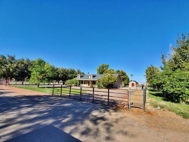 1608 E Quarter Horse Trail, San Tan Valley, AZ 85140 (MLS #6163676) :: Long Realty West Valley
