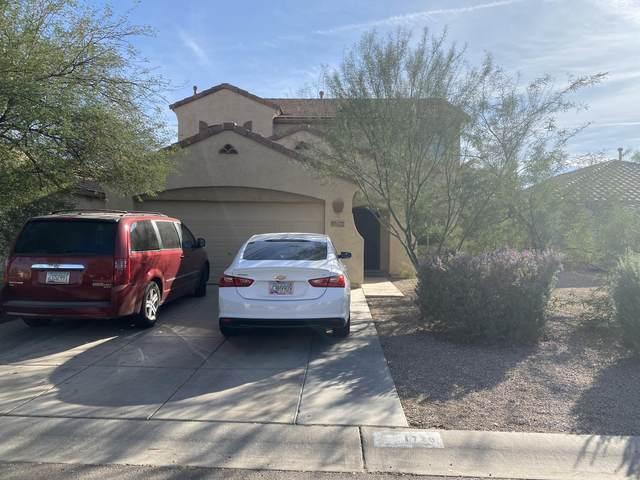 1729 E Christopher Street, San Tan Valley, AZ 85140 (MLS #6163677) :: The Laughton Team