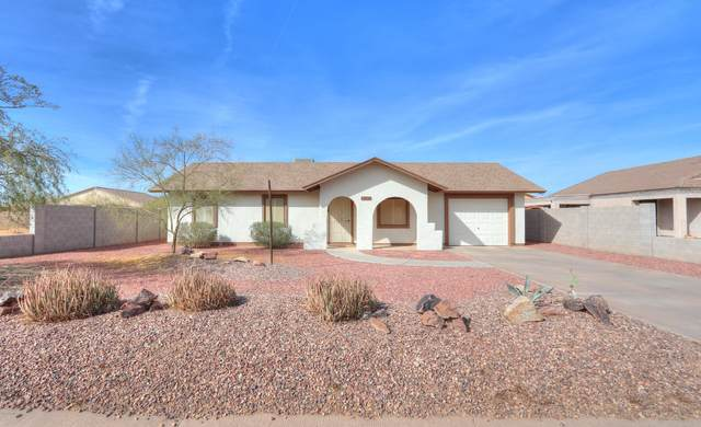15030 S Avalon Road, Arizona City, AZ 85123 (MLS #6163681) :: Nate Martinez Team