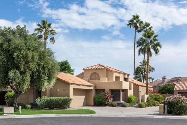 10063 E San Bernardo Drive, Scottsdale, AZ 85258 (MLS #6163685) :: Budwig Team | Realty ONE Group