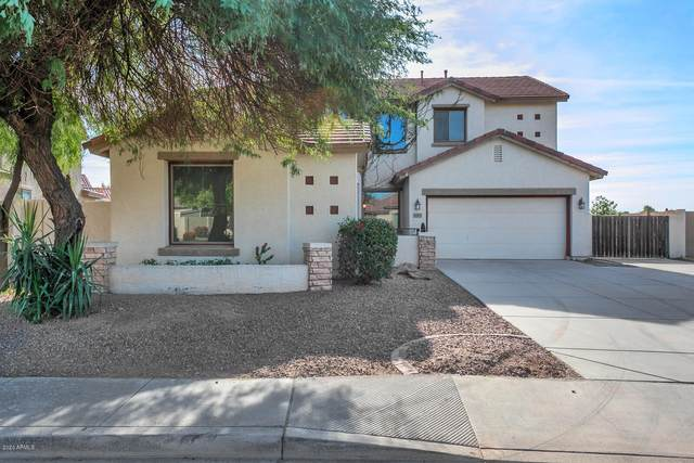 3821 E Packard Drive, Gilbert, AZ 85298 (#6163702) :: Long Realty Company