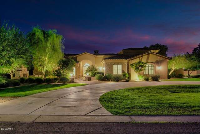 2493 E Elmwood Place, Chandler, AZ 85249 (MLS #6163709) :: Midland Real Estate Alliance