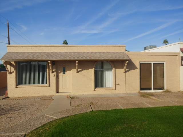 2209 N Recker Road, Mesa, AZ 85215 (MLS #6163712) :: Lifestyle Partners Team
