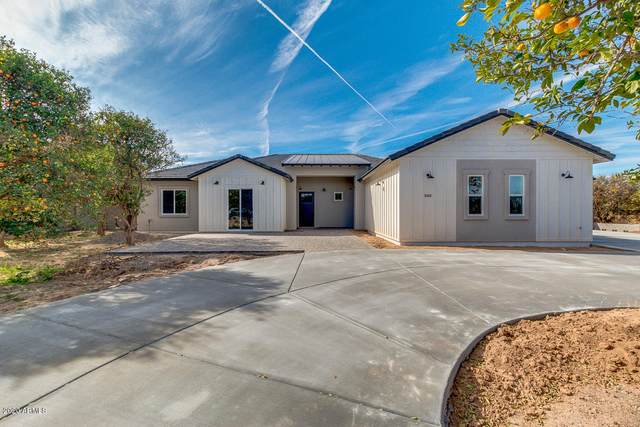 00000 S Bell Road, Queen Creek, AZ 85142 (MLS #6163724) :: Midland Real Estate Alliance
