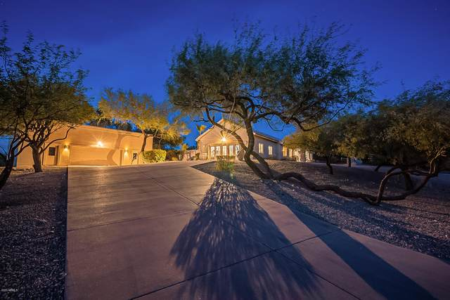 16430 E Glenbrook Boulevard, Fountain Hills, AZ 85268 (MLS #6163729) :: The Laughton Team